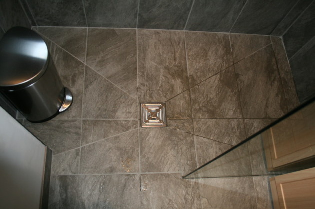 Bathrooms wetrooms for How to fit a wet room floor